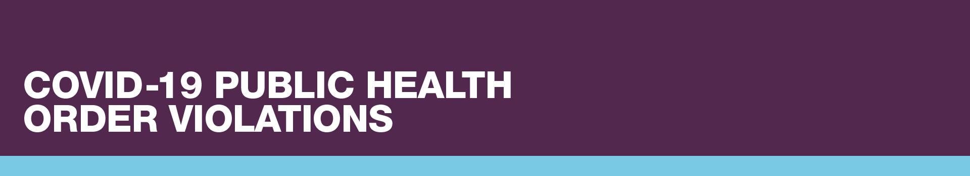 Contact Environmental Public Health Alberta Health Services